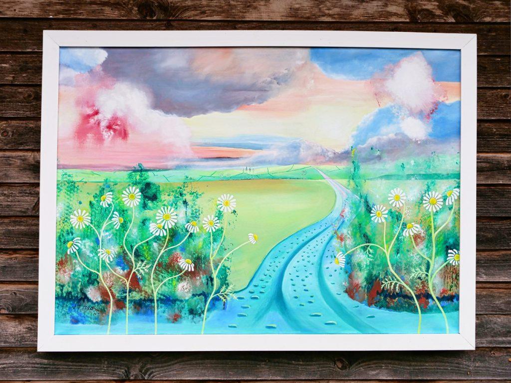 Mayweed Large Landscape